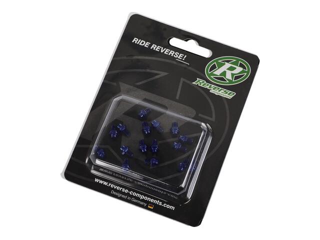 Reverse Escape Pedal Pin Set pedalen accessoires blauw